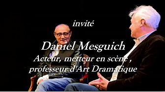"""Théâtre """"Les Rencontres Acteurs Artisans"""" Acte 2 avec Daniel Mesguich l'invité de Franck CABOT DAVID de l'école Acteurs Artisans @daniel_mesguich @Localinfo.fr @TvLocale_fr"""